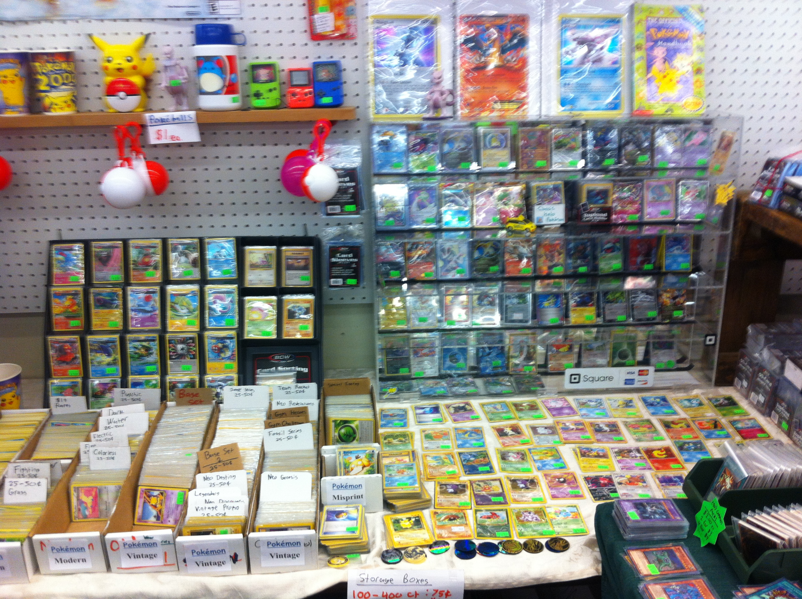 Brent's Cards And Coins - Home